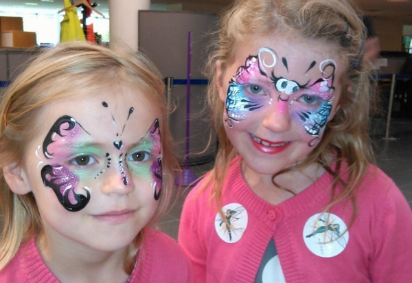 Professional Face Painters - Professional Face Painters in Shropshire